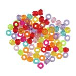 CF178 Pony Beads: 5 Packs of 20g